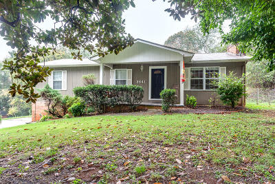Single Family Home For Sale: 3641 Buck Drive