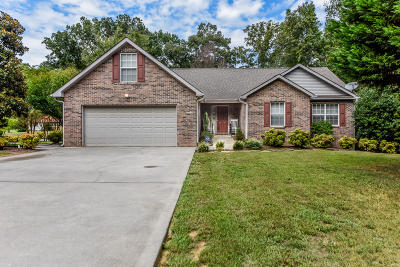 Knoxville Single Family Home For Sale: 5600 Oakside Drive