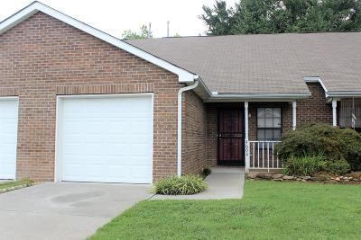 Knoxville Condo/Townhouse For Sale: 4602 Dewey Way