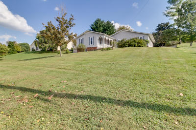 Jefferson City Single Family Home For Sale: 1279 Clinch View Circle