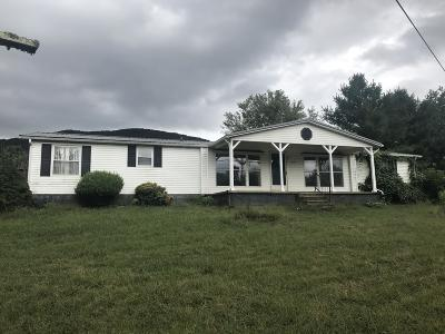 Andersonville, Maynardville, Speedwell, Sharps Chapel Single Family Home For Sale: 4844 Old Hwy 63