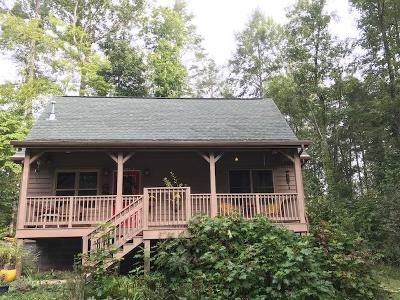 Single Family Home For Sale: 1006 Dry Valley Rd