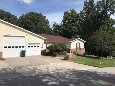 Crossville Single Family Home For Sale: 90 Hawthorn Loop