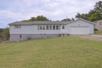 Knoxville Single Family Home For Sale: 1611 Leconte Rd