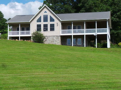 Single Family Home For Sale: 916 Swift Hollow Rd