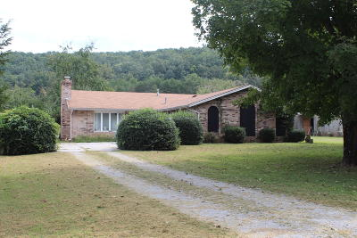 Single Family Home For Sale: 604 Old Rhea Springs Rd
