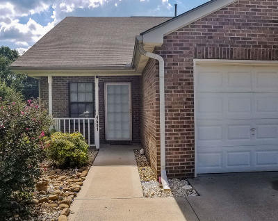 Knoxville Condo/Townhouse For Sale: 4601 Dewey Way