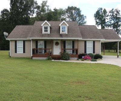 Madisonville Single Family Home For Sale: 300 Sweetsprings Rd. Rd