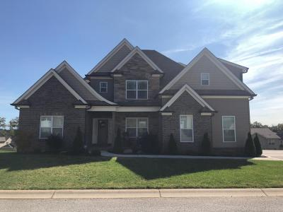 Knoxville Single Family Home For Sale: 12742 Saddle Way