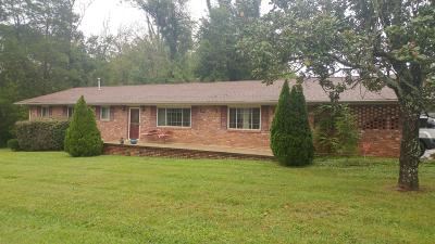 Anderson County Single Family Home For Sale: 135 Culver Rd