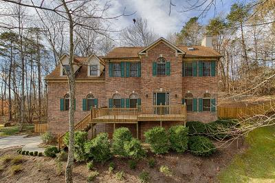 Knoxville Single Family Home For Sale: 1221 Night Hawk Lane
