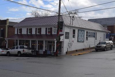 Dandridge Commercial For Sale: 149 E Meeting Street St