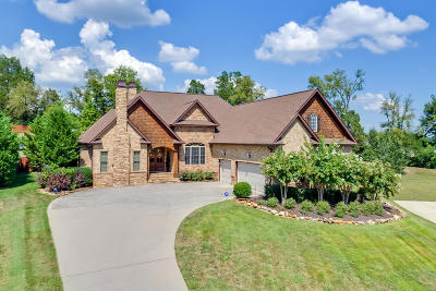Knox County Single Family Home For Sale: 1324 Copperstone Lane