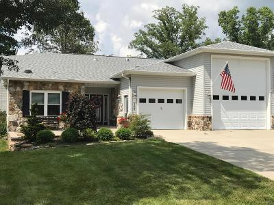 Crossville Single Family Home For Sale: 252 Hawthorn Loop
