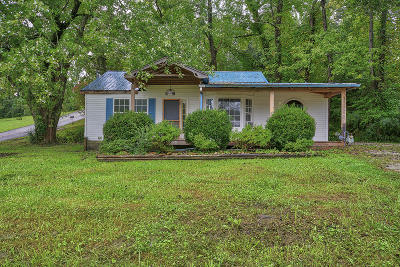 Lafollette Single Family Home For Sale: 1200 W Walden St