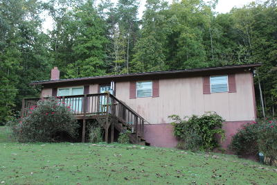 Luttrell Single Family Home For Sale: 165 Tater Valley Rd