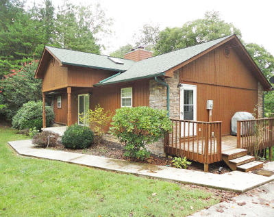 Single Family Home For Sale: 535 Big Creek Rd