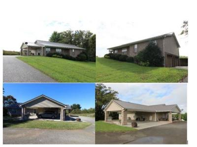 Friendsville Single Family Home For Sale: 3709 Big Springs Ridge Rd