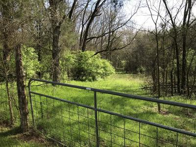 New Market Residential Lots & Land For Sale: Rocky Valley Rd