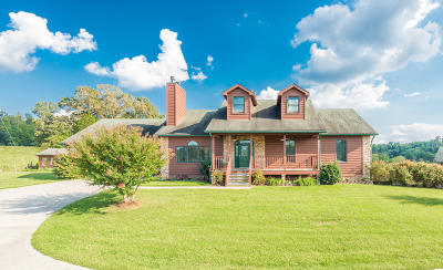 Anderson County Single Family Home For Sale: 281 E Wolf Valley Rd
