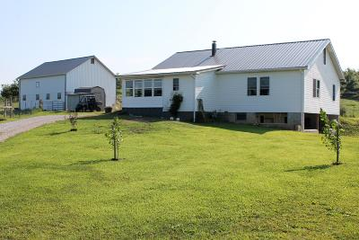 Single Family Home For Sale: 774 Glades Rd