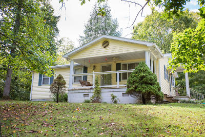 Strawberry Plains Single Family Home For Sale: 1815 Midway Rd