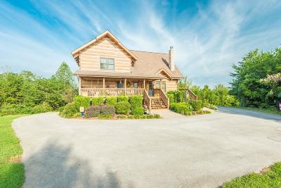 Knoxville Single Family Home For Sale: 1375 Huckleberry Springs Rd