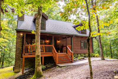 Townsend Single Family Home For Sale: 421 Mt. John Loop Rd