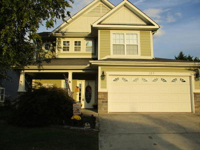 Maryville Single Family Home For Sale: 123 McNeilly Circle