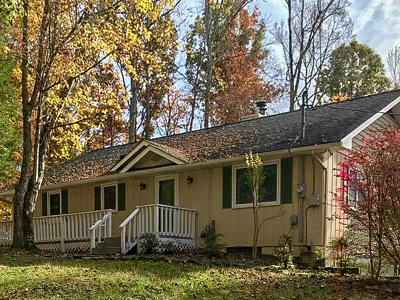 Gatlinburg Single Family Home For Sale: 1656 Cardinal Drive