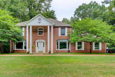 Oak Ridge Single Family Home For Sale: 131 Baypath Drive