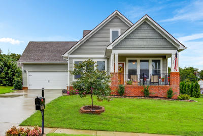 Knoxville Single Family Home For Sale: 7312 Liberty Station Lane