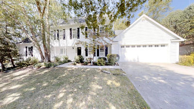 Single Family Home Pending - Continue To Show - P: 425 Sugarwood Drive