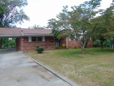 Jefferson City Single Family Home For Sale: 842 E Ellis Street St
