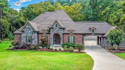 Knoxville Single Family Home For Sale: 9500 Fortress Lane