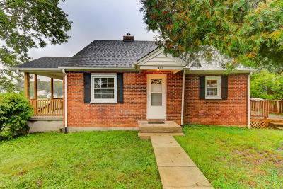 Lafollette Single Family Home For Sale: 413 E Beech St