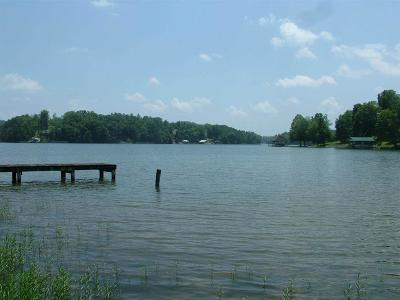 Meigs County, Rhea County, Roane County Residential Lots & Land For Sale: Lot 76 Toestring Cove Rd