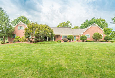 Morristown Single Family Home For Sale: 1299 Bales Drive