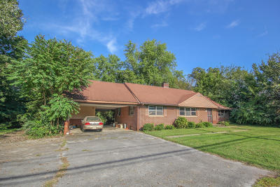 Maryville Single Family Home For Sale: 2003 Old Niles Ferry Rd