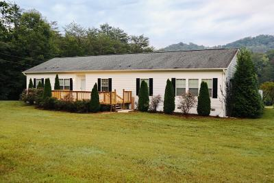 Heiskell Single Family Home For Sale: 834 NE Raccoon Valley Rd