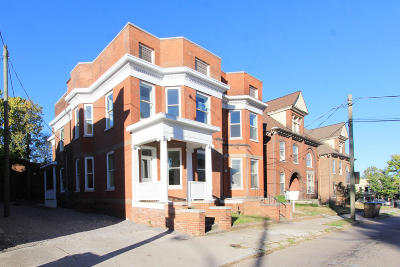 Knoxville Single Family Home For Sale: 507 N Central St