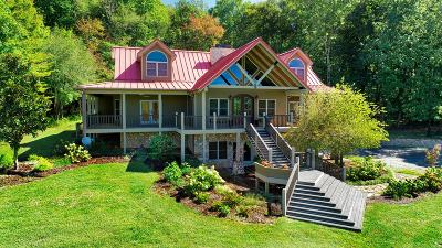 Cookeville Single Family Home For Sale: 174 Thompson Place Lane