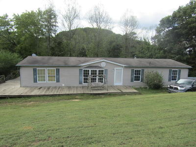 New Tazewell Single Family Home For Sale: 825 Cupp Ridge Rd