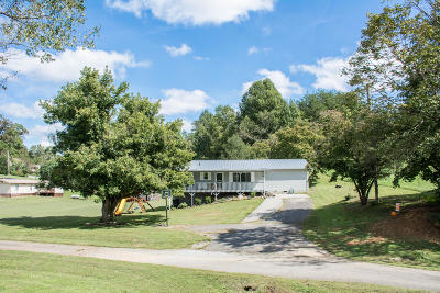 Single Family Home For Sale: 342 Webb Road Rd