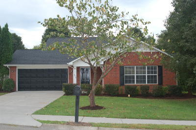 Maryville Single Family Home For Sale: 2514 Willow Bend Drive