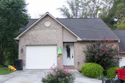 Maryville Single Family Home For Sale: 919 Mercer Drive
