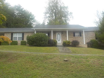 Blaine TN Single Family Home For Sale: $275,000