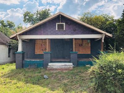 Knoxville Single Family Home For Sale: 3115 Johnston St