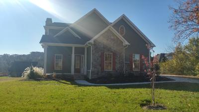 Oak Ridge Single Family Home For Sale: 94 Rolling Links Blvd