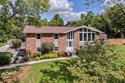 Knoxville Single Family Home For Sale: 1108 Roderick Rd